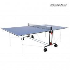 Теннисный стол Donic Indoor Roller SUN синий — Неонспорт