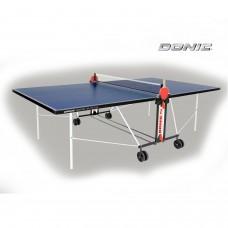 Теннисный стол Donic Indoor Roller FUN синий — Неонспорт