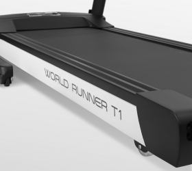 Беговая дорожка CARBON PREMIUM WORLD RUNNER T1